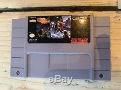 Knights Of The Round Snes Super Nintendo Ntsc Game