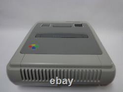 Konsole Super Nintendo SNES (Vollständiges Top Set, 1 Controller &OVP) 11242376