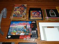 Lot of 24 NES SNES N64 games Mario Aerobiz Talespin Pokemon Nintendo Super 64