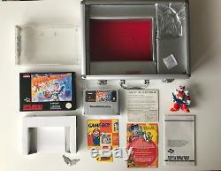 MEGA MAN X3 NEAR MINT MEGAMAN SNES Super Nintendo como nuevo comme neuf