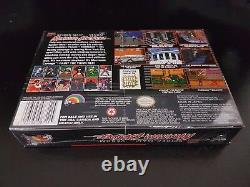 Maximum Carnage SNES Super Nintendo 1994 Brand New Factory Sealed Rare