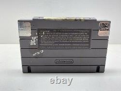 Mega Man 7 (VII) (Super Nintendo SNES, 1995) Authentic Tested & Working