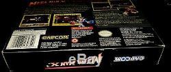 Mega Man X3 COMPLETE CIB Super Nintendo SNES Very Nice Capcom mmx3 with INSERTS