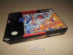Mega Man X3 MegaMan X 3 Complete SNES Game Super Nintendo CIB