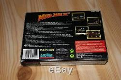 Mega Man X3 Pal Super Nintendo SNES