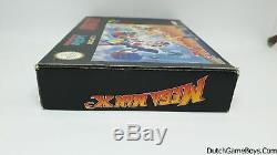 Mega Man X3 Super Nintendo Snes
