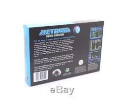 Metroid Zero Mision Super Nintendo Snes Pal Ntsc