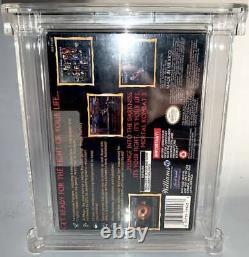 Mortal Kombat 3 Wata 9.2 A+ Factory Sealed // Super Nintendo Snes Sealed 1995