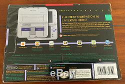 NEW Nintendo 3DS XL Super Nintendo SNES Edition NN3DS XL Console, Mario Kart