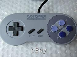 NEW OLD STOCK Super Nintendo SNES NES Original Game Controller 1991 SNS-005