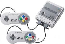 #NEW Super Nintendo Entertainment System SNES 21games