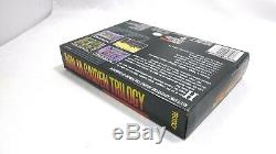 NINJA GAIDEN TRILOGY (Super Nintendo) BOX (Only)! Super Rare SNES Authentic