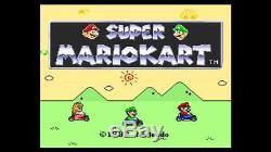 New Nintendo 3DS XL SNES Edition 4GB Gray Super Nintendo Free Super Mario Kart