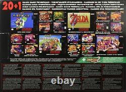 Nintendo Classic Mini Console Super Nintendo Entertainment System SNES