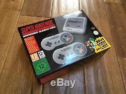 Nintendo Classic Mini Super Nintendo SNES Brand New
