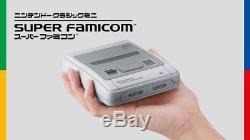 Nintendo Mini Super Famicom Classic Console+4000 SFC GENESIS NES Game (JAP SNES)
