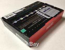 Nintendo New 3DS XL SUPER NES SNES Special Edition 100% BRAND NEW