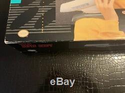 Nintendo SNES Boxed SUPER SCOPE 6 Set Bundle EXCELLENT/NEAR MINT Condition