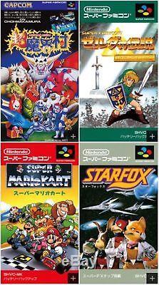 Nintendo SNES Classic Mini Super Famicom Edition Console From Japan