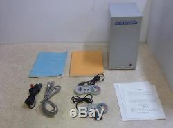 Nintendo Super Famicom SNES SHVC Debugger System Console DEV Development Kit