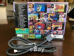 Nintendo Super NES Console Classic Edition