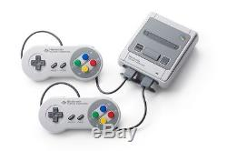 Nintendo Super Nintendo Entertainment System (SNES)