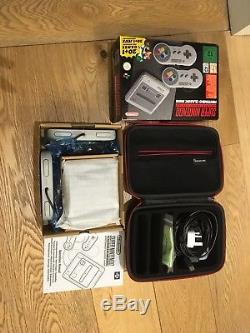Nintendo super MINI (SNES MINI) with 55 Classic Games