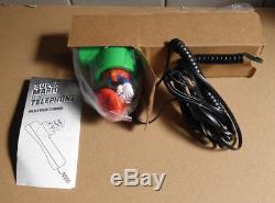Orig 1990 Nes Super Nintendo 64 Snes Super Mario Bros Telephone Unused Brand New