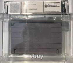 PROTOTYPE Super Street Fighter II WATA PRO (Super Nintendo Entertainment System)