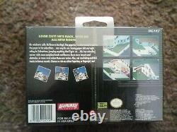 Paperboy 2 (SNES) Super Nintendo Brand New Factory Sealed 1991 Paper Boy RARE