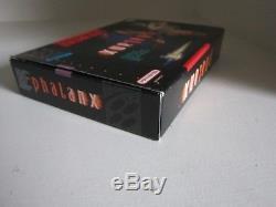 Phalanx SNES (Super Nintendo 1992) Complete