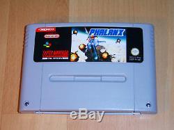 Phalanx SNES Super Nintendo PAL OVP Komplett Complete Very Rar