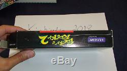 Pocky & Rocky 2 Super Nintendo SNES CIB Complete Rare and II Authentic! NTSC US