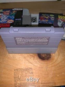 Pocky & Rocky 2 Super Nintendo SNES Complete CIB Near Mint Rare