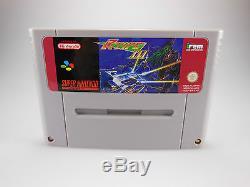 R-Type III 3 SNES Super Nintendo mit OVP mit Anleitung PAL