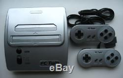 Retro Nintendo NES / SNES Twin Console Plays NES & Super NES Cartridges