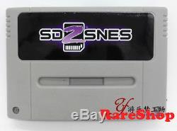 SD2SNES Everdrive Flash Cartridge for Consoles Super Nintendo SNES Super Famicom