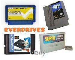 SD2SNES Super Nintendo PLAYS STAR WINGS, MARIO KART, YOSHI'S ISLAND +1000s MORE