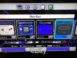 SNES Classic 7500+ Games Super Nintendo Classic Quick Reset & Turbo Mod