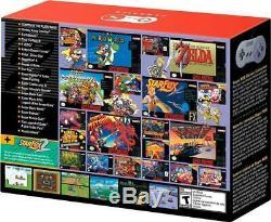SNES Classic Mini Edition Super Nintendo Entertainment System Brand New Sealed