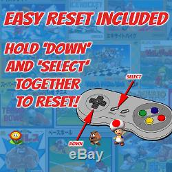 SNES Classic Mini Super Nintendo Edition 9,000 SEGA GBA modded not xbox ps4 nds