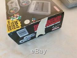 SNES Mini Super Nintendo Mini OVP