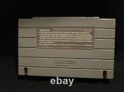 SNES Super Nintendo Donkey Kong Country 1 CIB Tested Cleaned Cart, Manual NEW Box