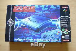 SNES Super Nintendo Konsole mit Original Controller in OVP