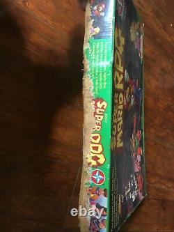 SNES Super Nintendo Mario RPG Legend Seven Stars Board Game Rare Figure Toy