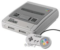 SUPER Nintendo Mini SNES Game Console 2017 Classic Edition Region-Frei Brand Neu