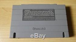 Secret of Evermore (Super Nintendo 1995) SNES CIB Complete In Box Tested Saves