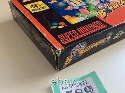 Snes super nintendo Super Bomber Man 3