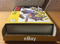 Sonic Blast man PAL Esp Exclusivo Super Nintendo Snes con Manual
