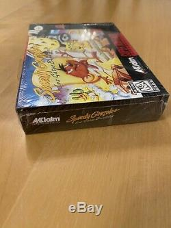 Speedy Gonzales Snes Neu New Sealed Sammlung Lot Super Nintendo US NTSC VGA UKG